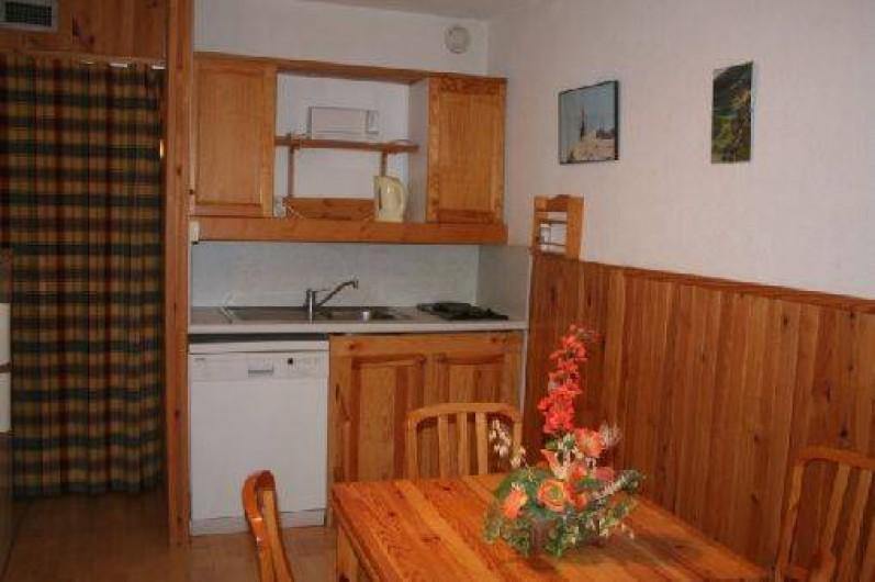 Location de vacances - Studio à Arc 2000