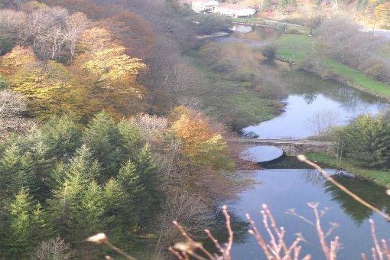 Location de vacances - Gîte à Sancey-le-Grand - la magnifique vallée du Dessoubre