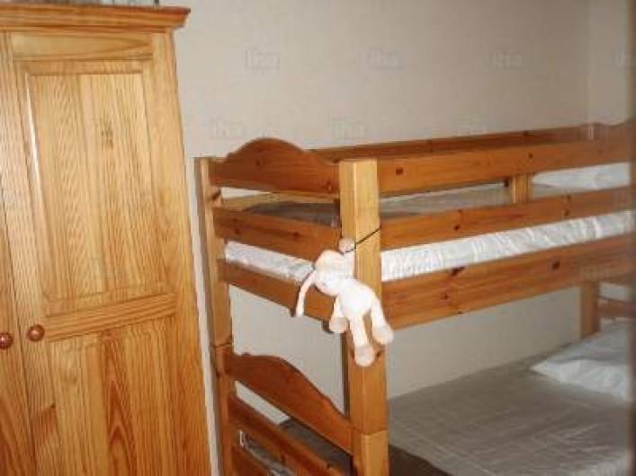 Location de vacances - Gîte à Sancey-le-Grand - le coin nuit gite Charme 4*  2 à 4 personnes