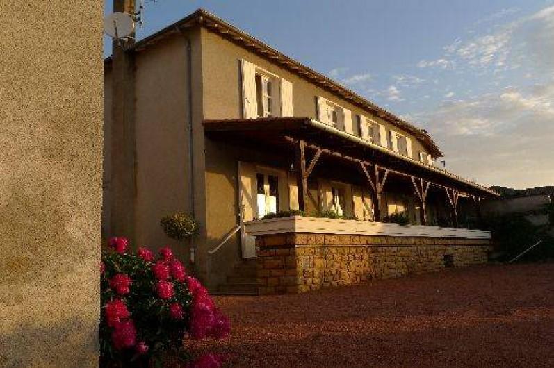 Location de vacances - Villa à Chiroubles
