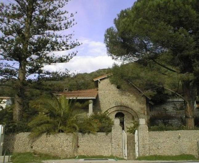Location de vacances - Maison - Villa à Ajaccio - Façade