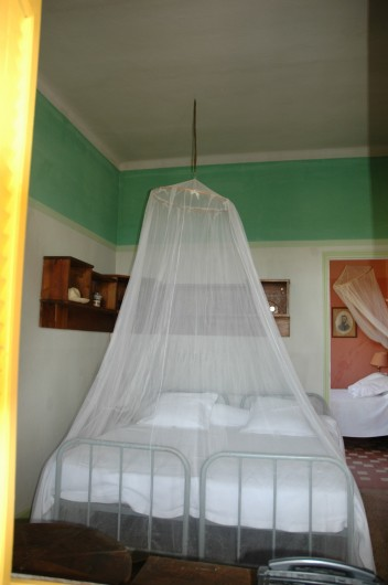Location de vacances - Maison - Villa à Ajaccio - Chambre verte