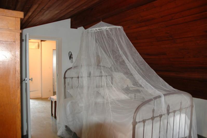 Location de vacances - Maison - Villa à Ajaccio - Chambre à l'étage