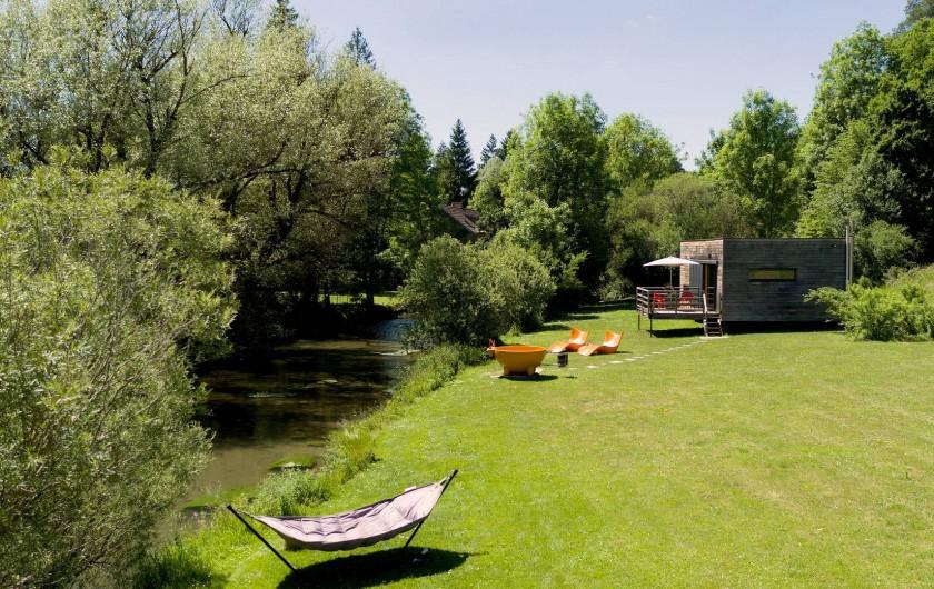 Location de vacances - Insolite à Frénois