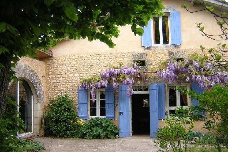 Location de vacances - Maison - Villa à Saint-Quentin-de-Chalais
