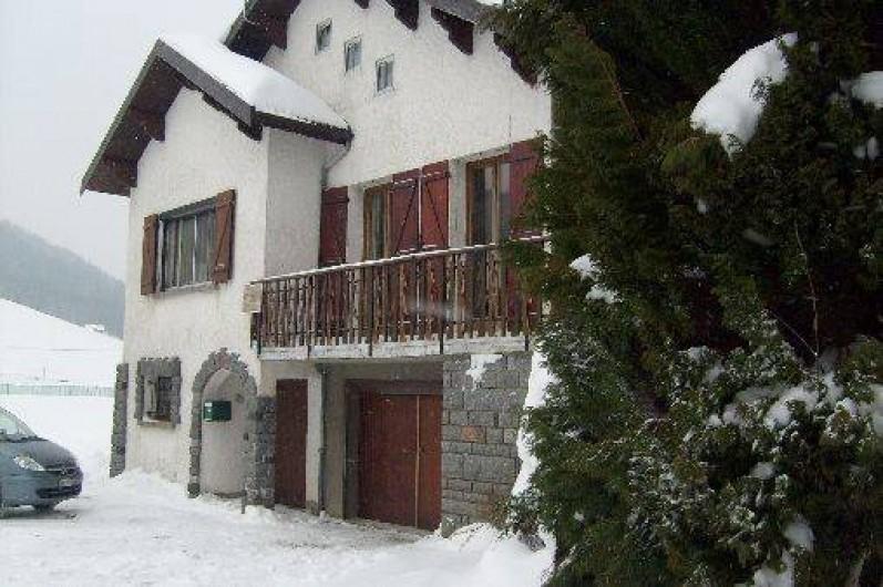 Location de vacances - Chalet à Le Grand Valtin