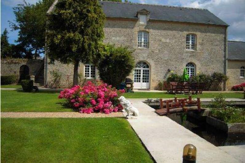 Location de vacances - Gîte à Le Manoir