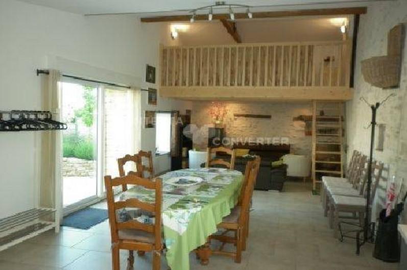 Location de vacances - Gîte à Saint-Étienne-du-Bois