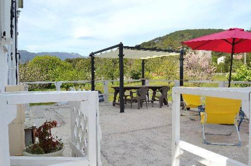 Location de vacances - Villa à Zonza
