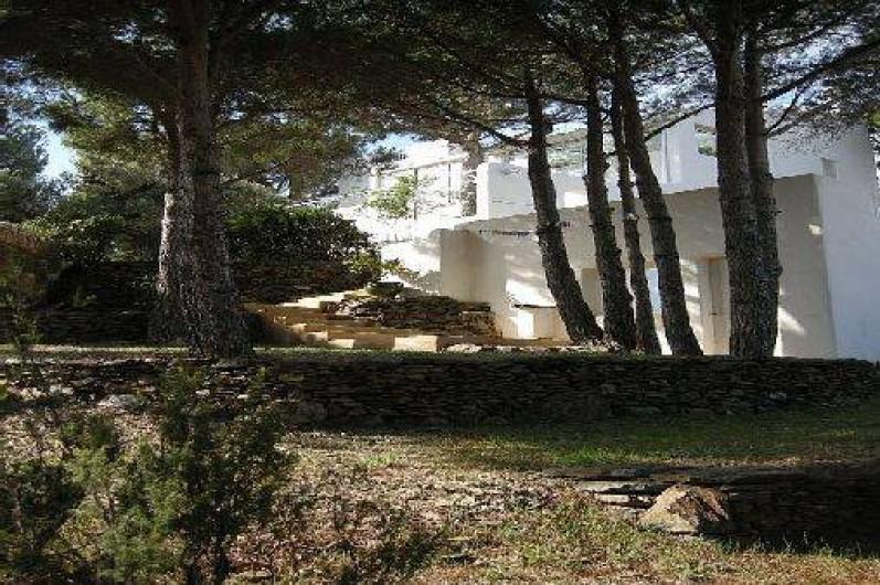 Location de vacances - Appartement à Banyuls-sur-Mer - le jardin