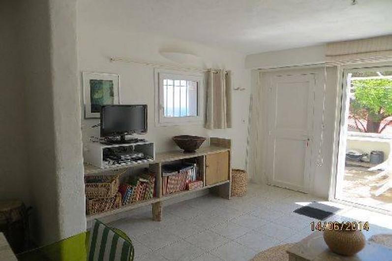 Location de vacances - Appartement à Banyuls-sur-Mer - entrée