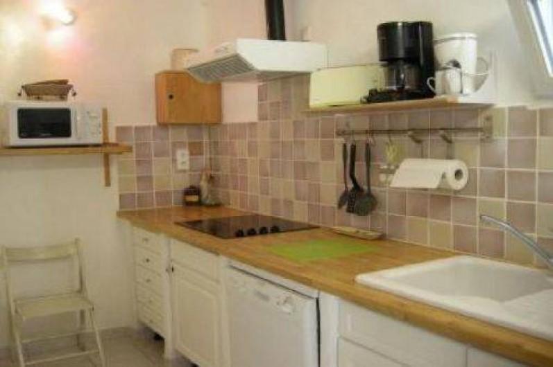 Location de vacances - Appartement à Banyuls-sur-Mer - cuisine indépendante