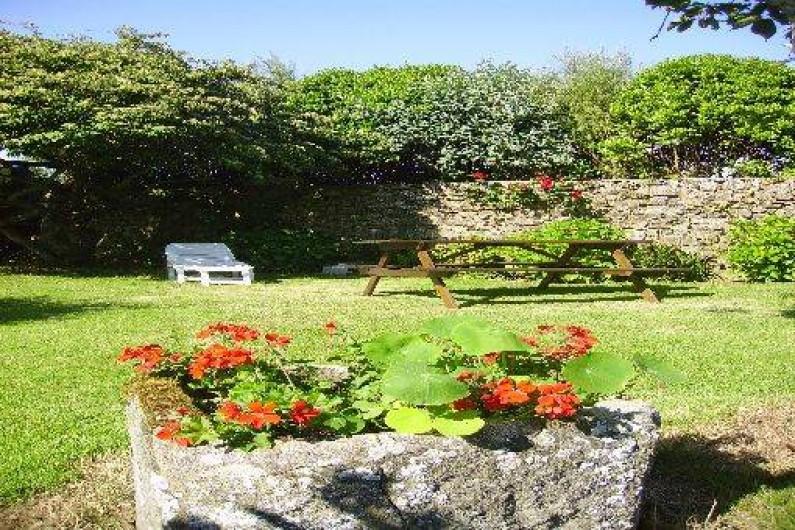 Location de vacances - Gîte à Cléden-Cap-Sizun