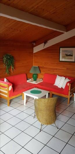 Location de vacances - Chalet à Lachanau