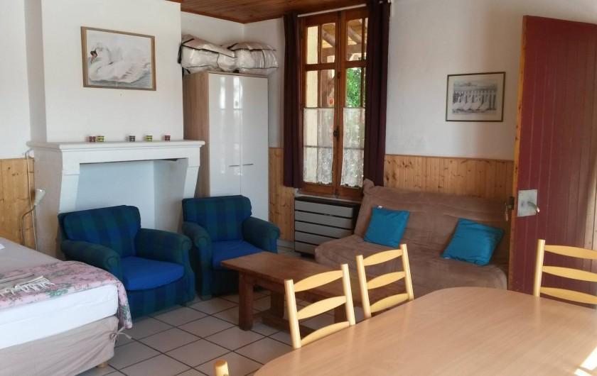Location de vacances - Gîte à Saint-Vivien-de-Médoc - séjour gite 4