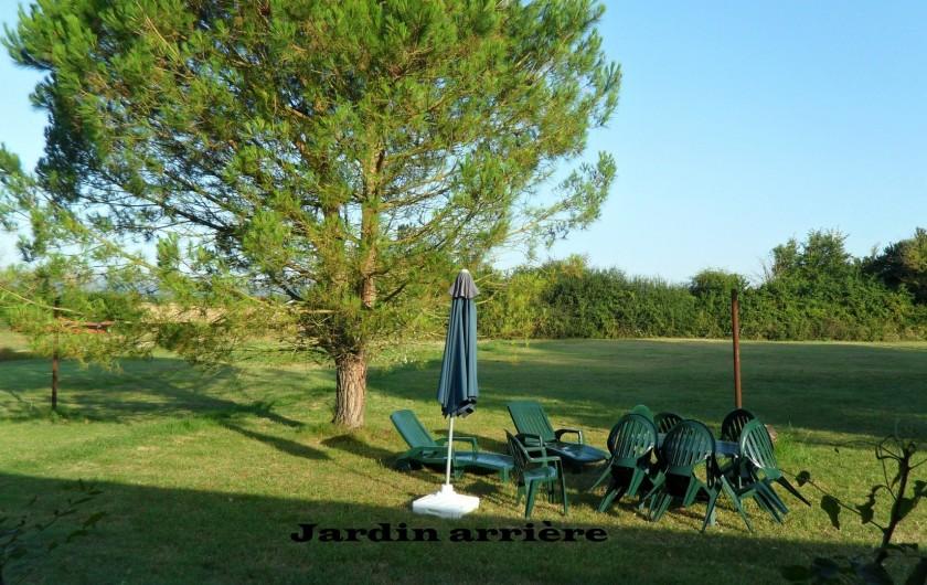 Location de vacances - Gîte à Saint-Vivien-de-Médoc