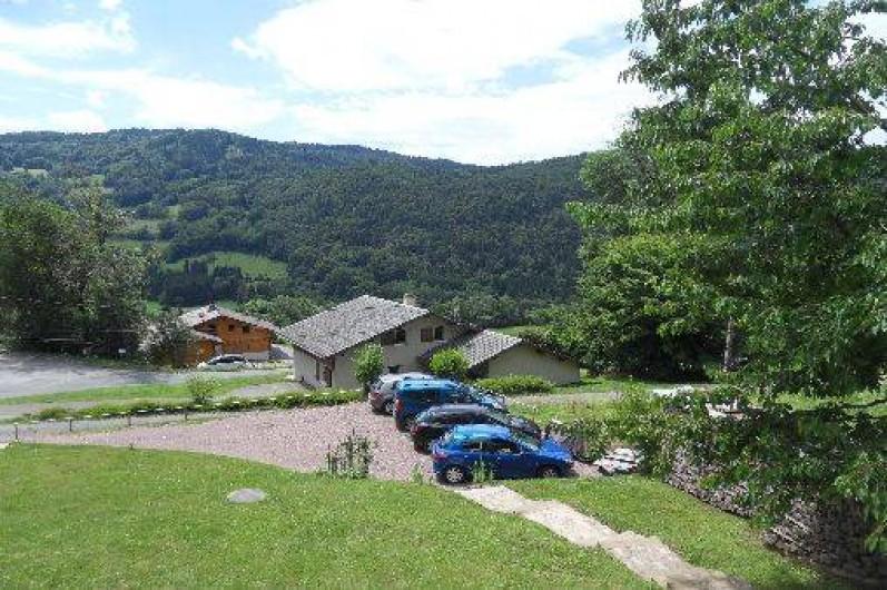 Location de vacances - Gîte à Mieussy