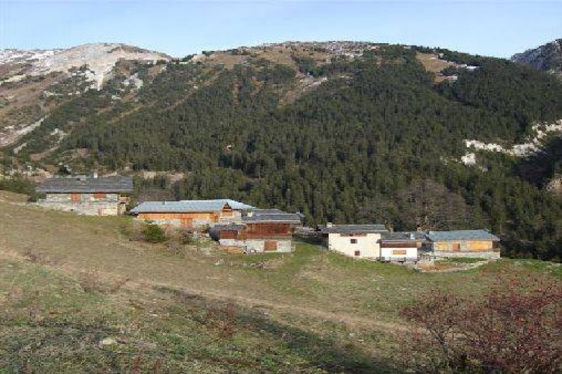 Location de vacances - Chalet à Bozel