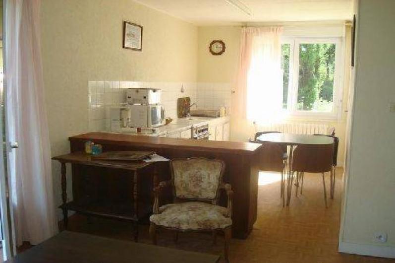 Location de vacances - Gîte à Lanhouarneau - LE COIN CUISINE