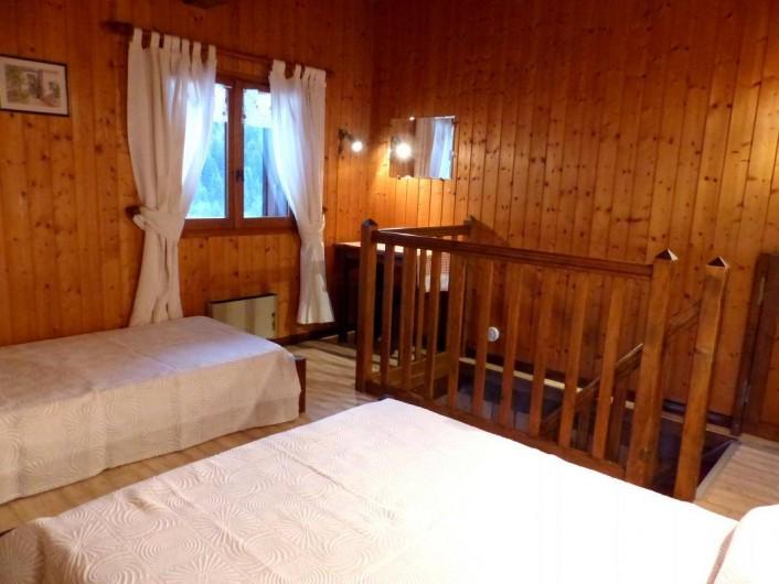 Location de vacances - Appartement à Le Grand-Bornand - Mezzanine