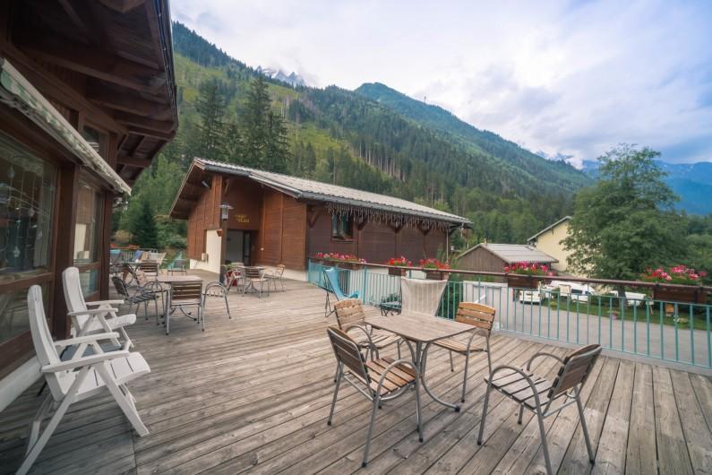 Location de vacances - Centre de vacances à Chamonix Centre-ville