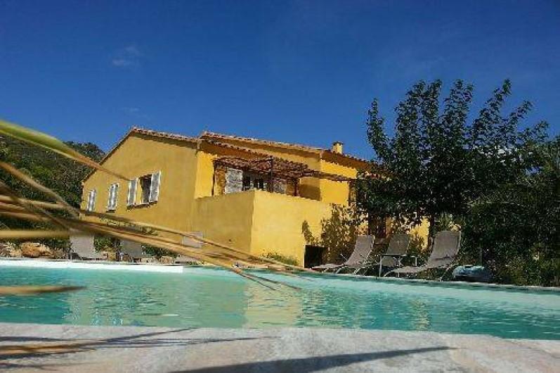 Maison a louer en haute corse avec piscine ventana blog - Location villa avec piscine en corse ...