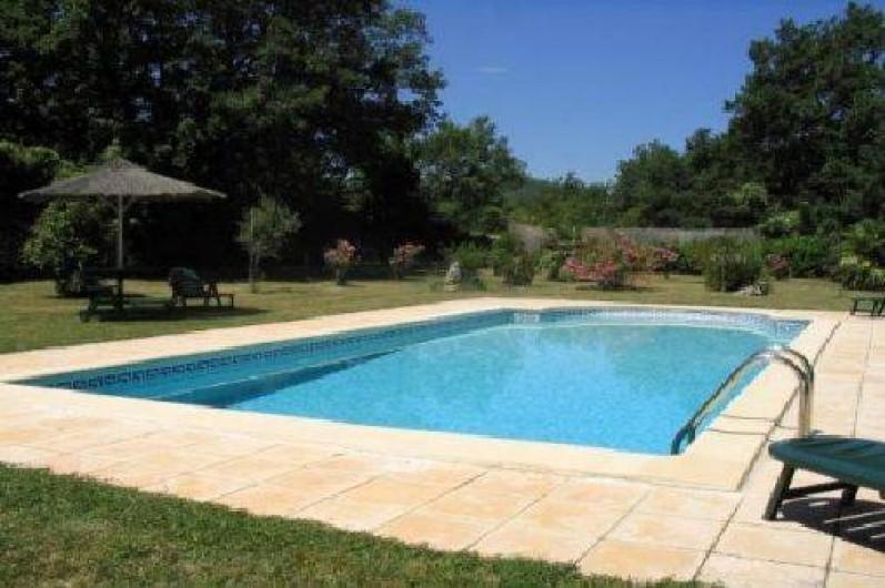 Location de vacances - Villa à Saint-Brès
