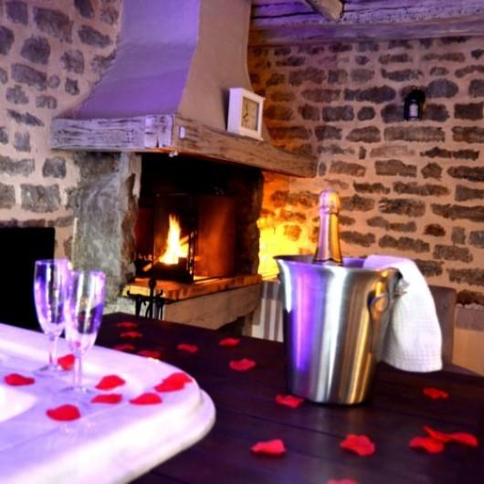 Location de vacances - Chambre d'hôtes à Vandenesse-en-Auxois - Suite Bacchus