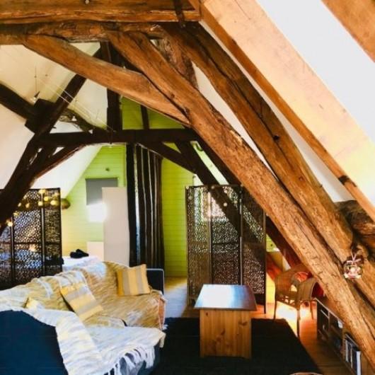 Location de vacances - Chambre d'hôtes à Vandenesse-en-Auxois - Gîte de charme