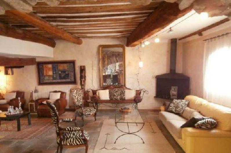 Location de vacances - Maison - Villa à Massillargues-Attuech