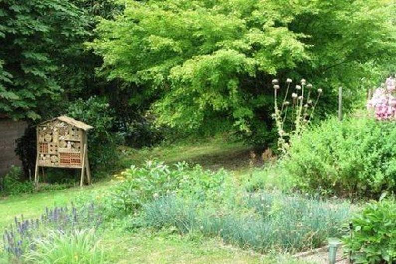 Location de vacances - Chambre d'hôtes à Habas - Hôtel à insectes