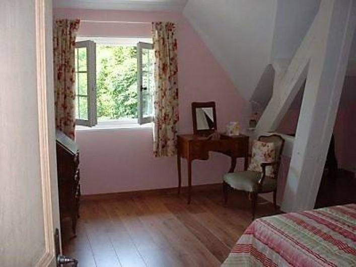 Location de vacances - Chambre d'hôtes à Habas - Chambres à 2 lits : Jardin