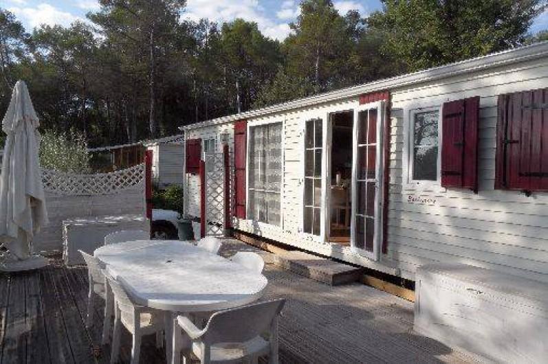 Location de vacances - Camping à Callas