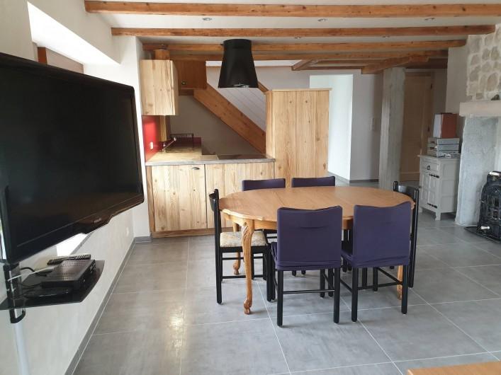 Location de vacances - Appartement à Hauterive-la-Fresse