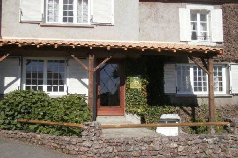 Location de vacances - Gîte à La Chapelle-Thireuil