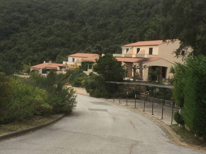 Location de vacances - Mas à La Croix-Valmer - Maisons de le résidence