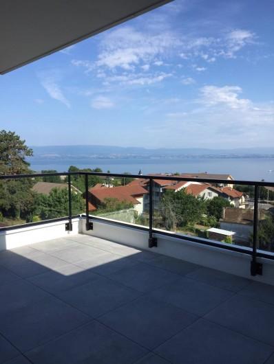 Location de vacances - Appartement à Neuvecelle