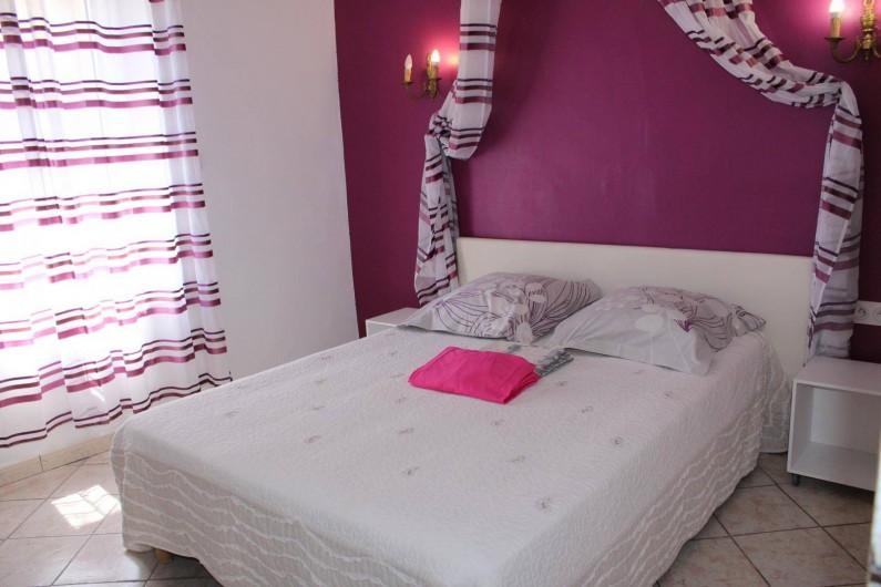 Location de vacances - Gîte à Narbonne - Chambre 1