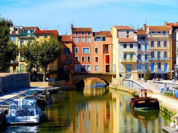 Location de vacances - Gîte à Narbonne - Narbonne