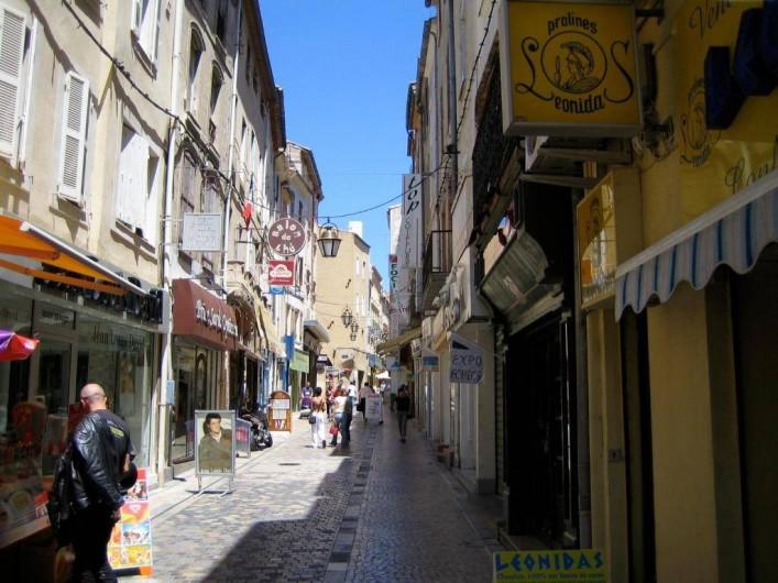 Location de vacances - Gîte à Narbonne - Centre historique de Narbonne