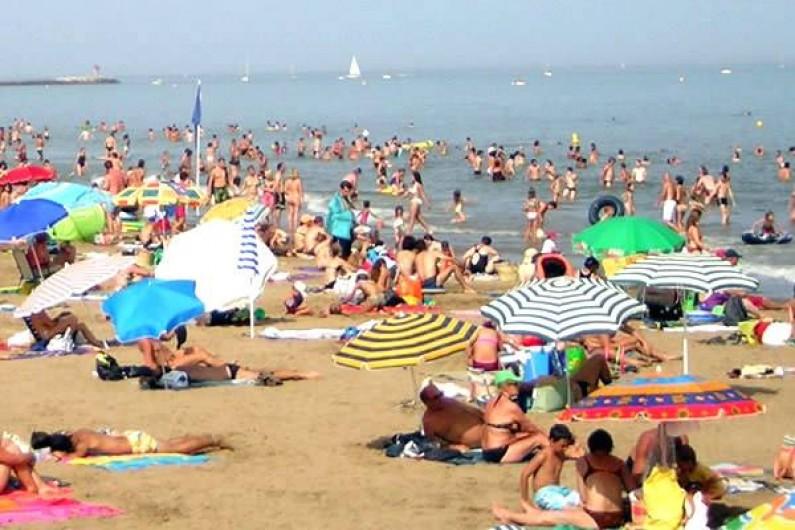 Location de vacances - Gîte à Narbonne - Gruissan plage