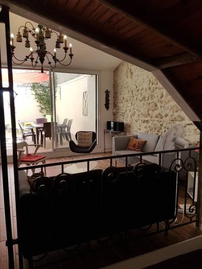 Location de vacances - Gîte à Narbonne - Salon