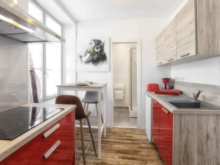 Location de vacances - Appartement à Montignac - Le Rouge