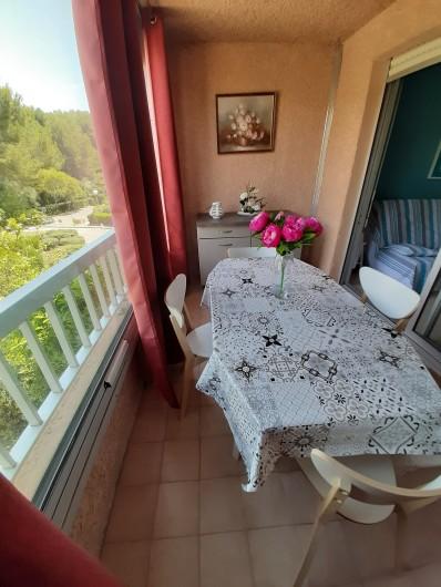 Location de vacances - Studio à Sanary-sur-Mer