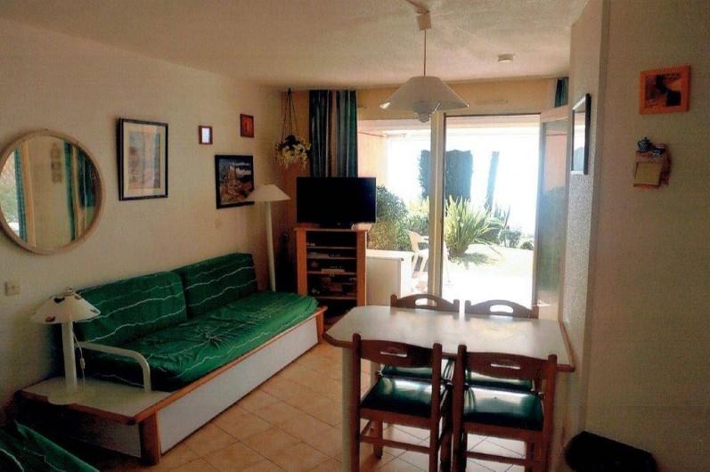 Location de vacances - Appartement à Théoule-sur-Mer
