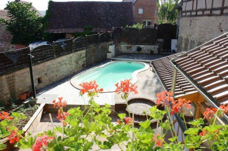 Location de vacances - Gîte à Dangolsheim