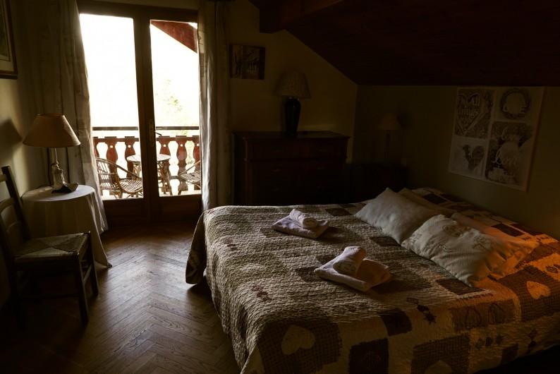 Location de vacances - Chalet à Les Deux Alpes - chambre1