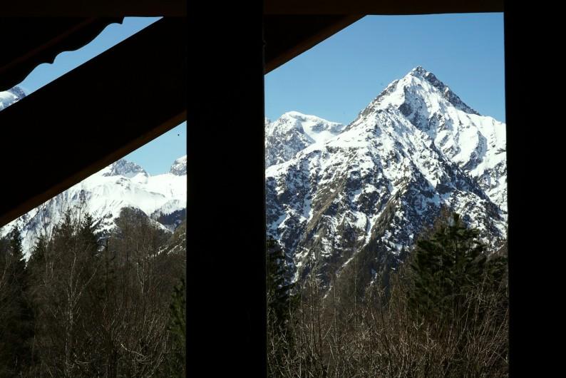 Location de vacances - Chalet à Les Deux Alpes - VUE MONTAGNE