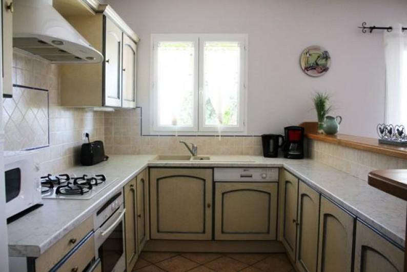 Location de vacances - Gîte à Vaison-la-Romaine - cuisine