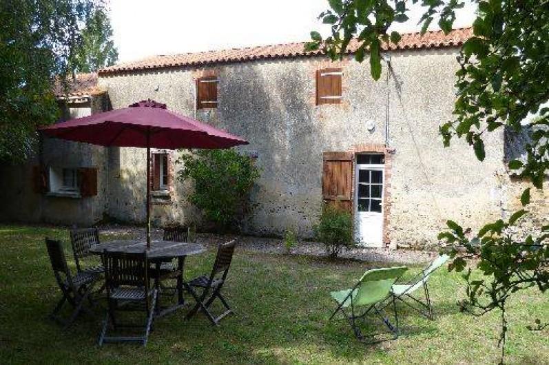 Location de vacances - Gîte à Talmont-Saint-Hilaire